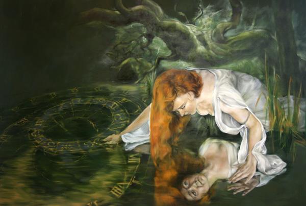 Das Märchen von der Malerin